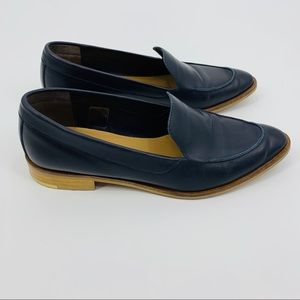 Everlane Midnight Leather The Modern Loafer